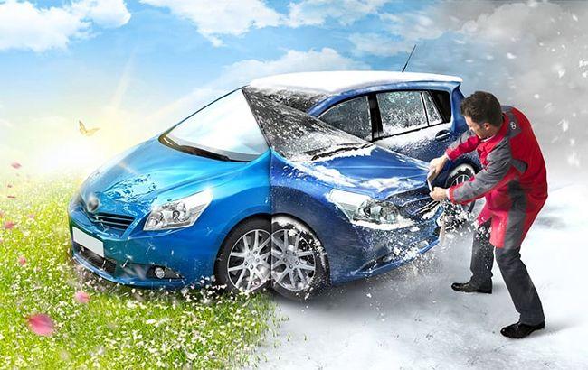 Українцям розповіли, як підготувати автомобіль до весни