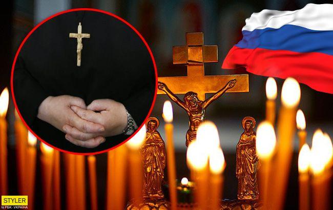 Боявся власної тіні: росіяни довели священика УПЦ МП до суїциду
