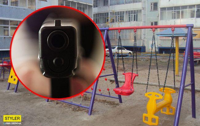 Гучно галасували: у Дніпрі чоловік влаштував стрілянину по дітям