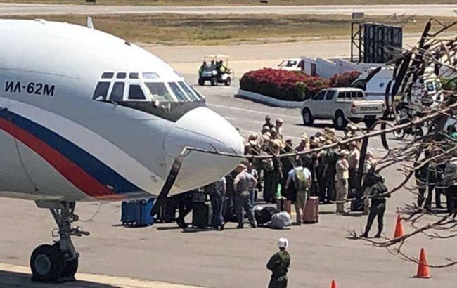 Российские военные покинули Венесуэлу