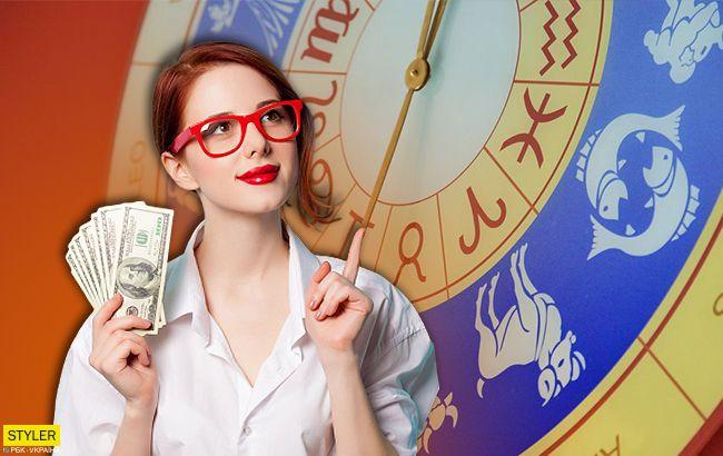 Гороскоп денег - самые расточительные знаки Зодиака | РБК Украина