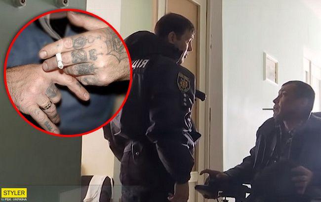 Рецидивисты устроили террор вдоме престарелых под Запорожьем (фото, видео)