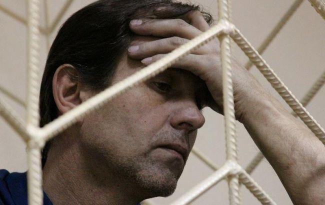 Балух знову оголосив голодування