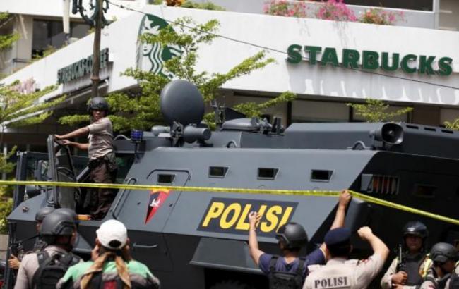 Фото: вибух в Індонезії