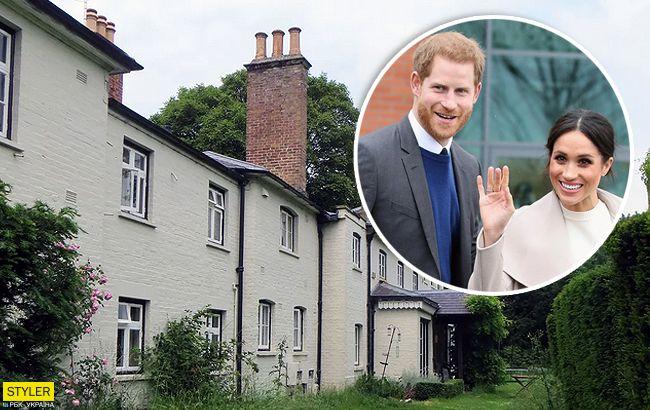 Меган Маркл і принц Гаррі перебралися в новий будинок: подробиці