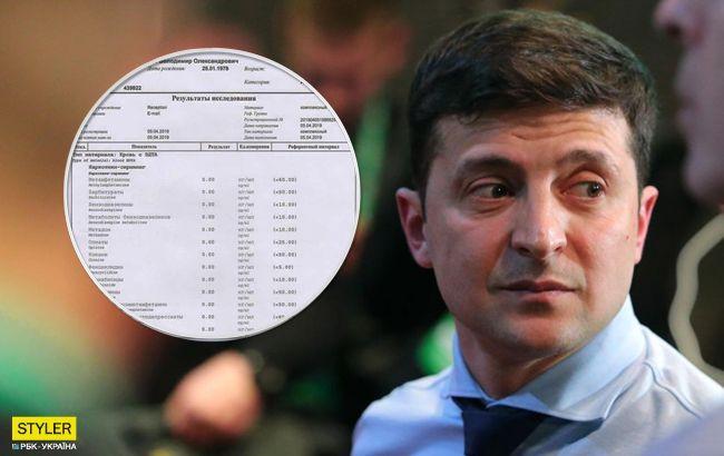 """Загроза всій кар'єрі: експерти про """"помилку"""" в аналізах Зеленського"""