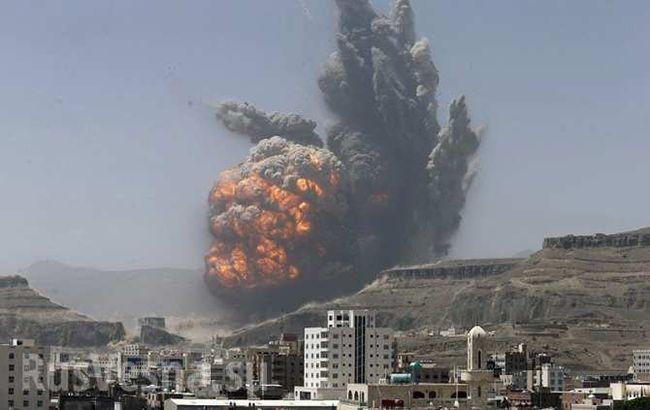 В Ємені в результаті атаки аравійської коаліції загинули понад 10 осіб