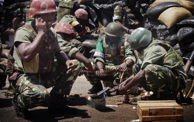"""Фото: бойовики ісламістського угрупування """"Аш-Шабаб"""""""