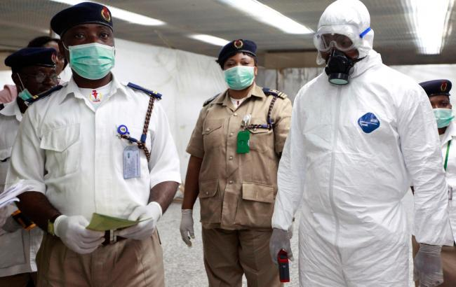 Фото: эпидемия Эболы