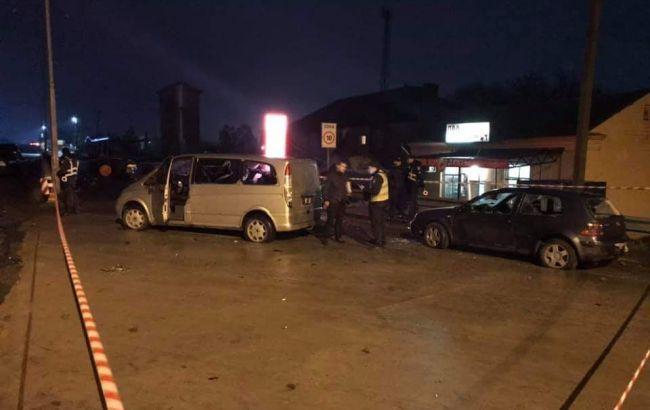 У стрілянині на посту під Одесою поранено трьох осіб