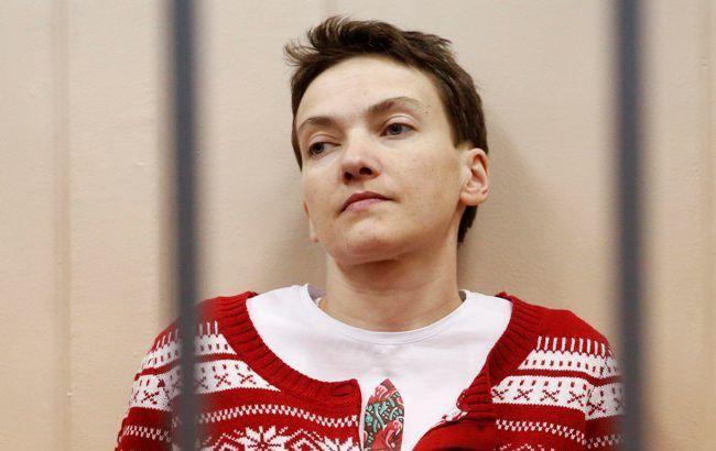 Слідчий комітет РФ відмовив Савченко в суді присяжних, - адвокат