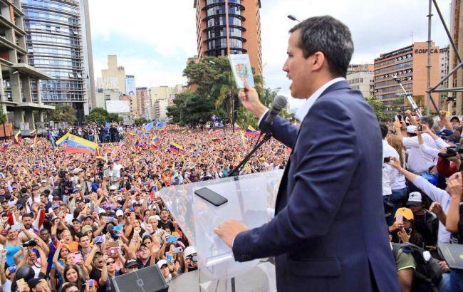 Гуайдо анонсировал новый этап операции по свержению власти Мадуро