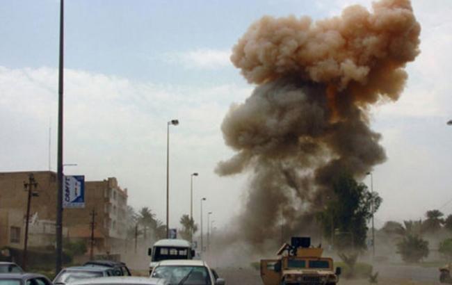В Афганистане произошел взрыв возле правительственного здания