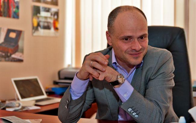 Фото: радник міського голови Києва Михайло Радуцький