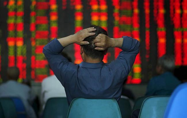Фото: падение фондовых индексов США