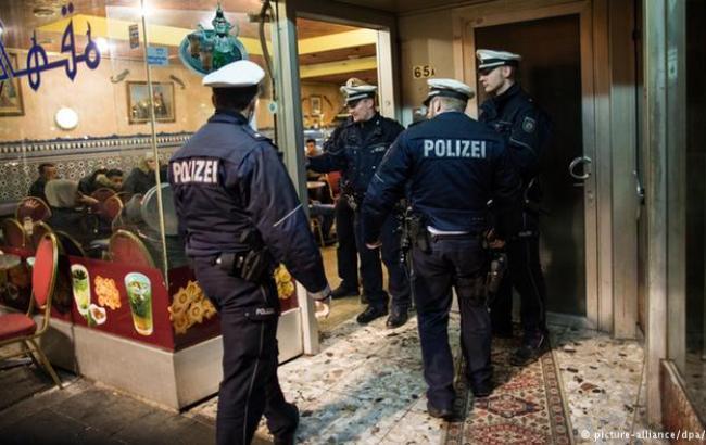Фото: полиция Дюссельдорфа
