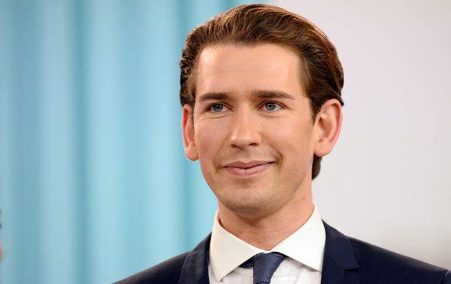 Канцлер Австрии исключает сотрудничество с вице-канцлером Штрахе