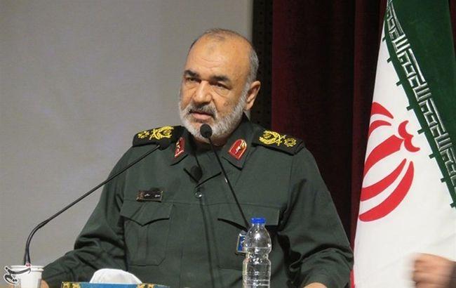 Іранський генерал заявив, що Тегеран не прагне до війни з США