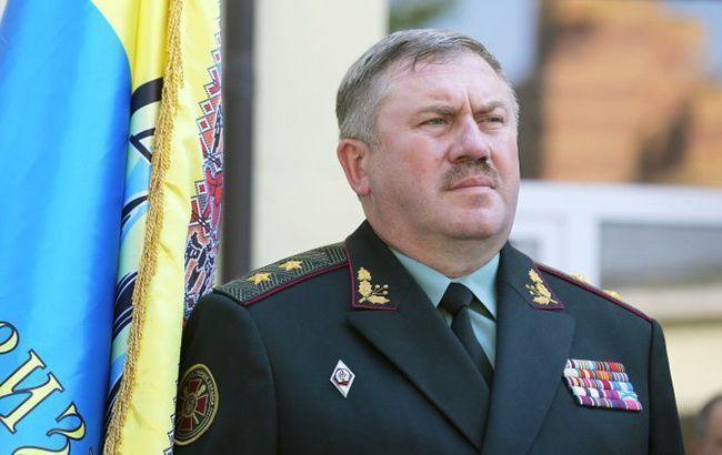Екс-командувач Нацгвардії Аллеров вийшов під заставу