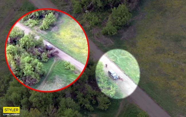 Месть за наших морпехов: на Донбассе ликвидировали российского офицера (видео) photo