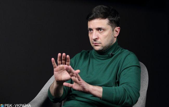 Зеленський відреагував на затримання демонстрантів у Рівному