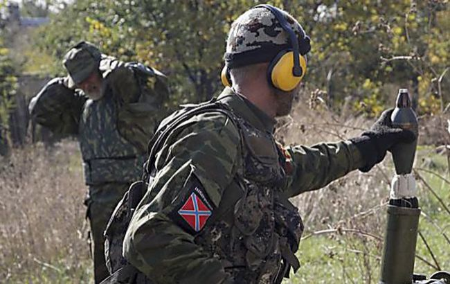 Бойовики обстріляли окуповане селище на Донбасі