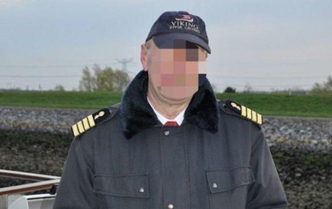 Украинскому капитану готовят обвинения по поводу аварии на Дунае