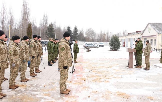 Фото: канадські військові інструктори