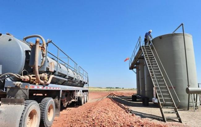 Фото: Ціна на нафту з Північної Дакоти опустилася нижче нуля