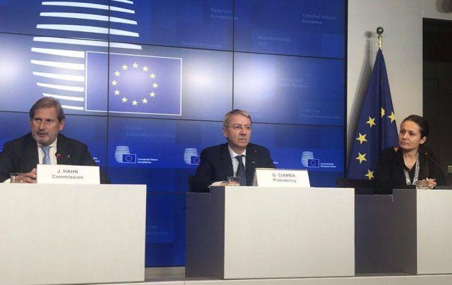 ЕС отложил переговоры о вступлении Албании и Северной Македонии