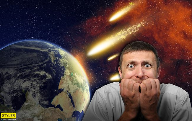 Нова загроза людству: до Землі наближаються чотири величезних астероїда (фото)