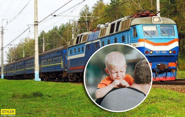 Мальчик чуть не погиб в свой день рождения: Укрзализныця угодила в новый скандал