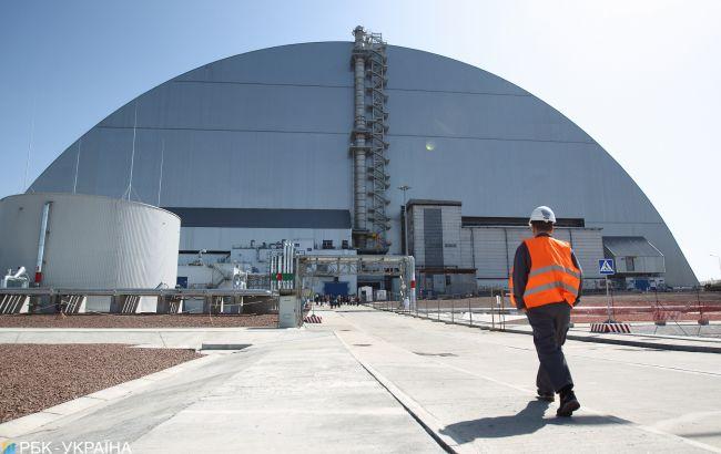 Евросоюз передал Украине новый саркофаг на ЧАЭС