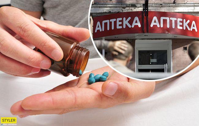 Взломал аптеку ради виагры: в Киеве произошло необычное ограбление