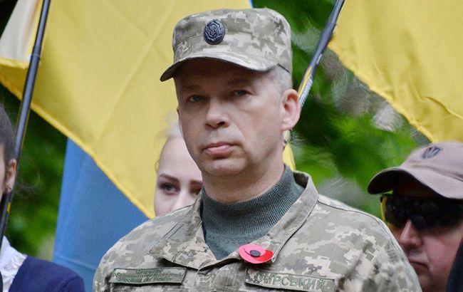 Командование ООС назвало самое горячее направление на Донбассе