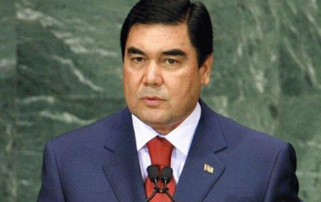 Президент Туркменістану вперше з'явився на ТБ після чуток про його смерть