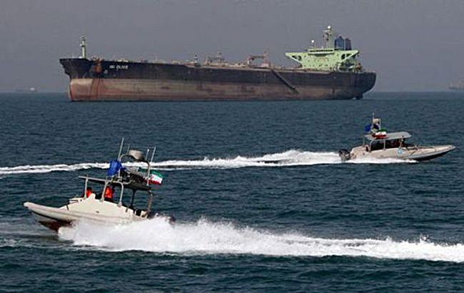 Іран захопив ще один танкер в Перській затоці