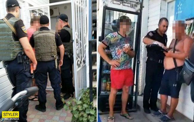 Під Одесою злісні самогонники напали на поліцейських: усі подробиці
