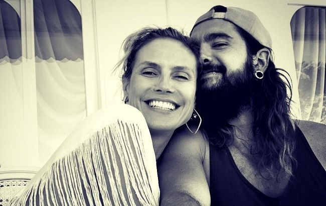 Счастливые и влюбленные: Хайди Клум и Том Каулитц наслаждаются медовым месяцем в Италии