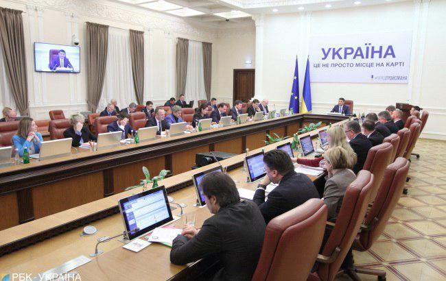 Кабмін доручив прискорити фінансування регіонів