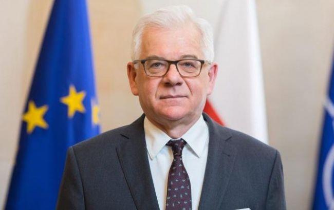 МИД Польши заявил о позитивных сигналах из Украины по вопросу эксгумаций