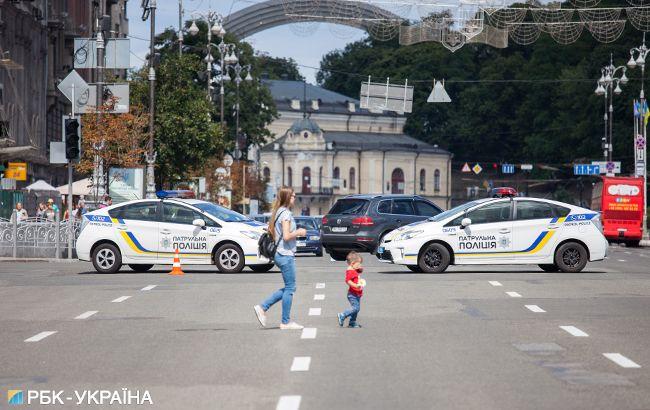 В Киеве на празднование Дня независимости перекроют центр города