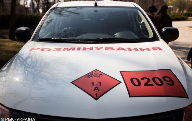 У Харківському суді знайшли бойовий снаряд