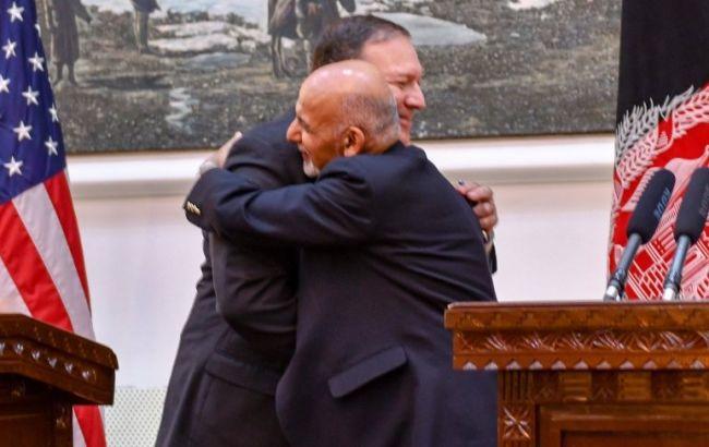"""США та """"Талібан"""" домовилися про виведення військ з Афганістану"""