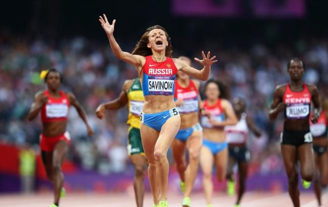 Фото: соревнования по легкой атлетике