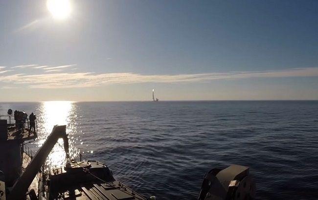 Росія провела навчання з використанням ракет і атомних підводних човнів
