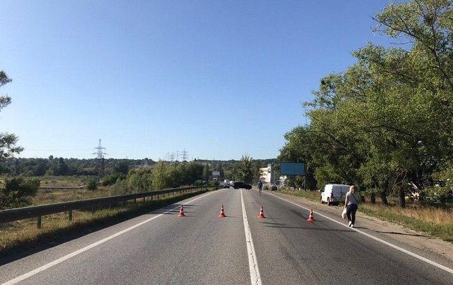 Поліція відкрила справу за фактом обвалення моста в Харкові