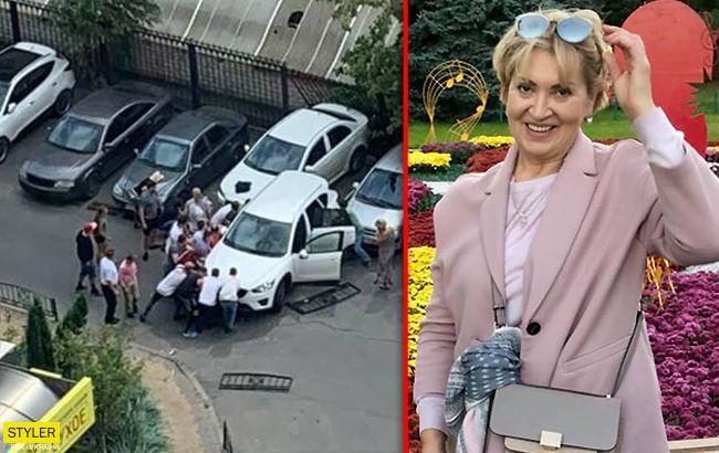 ДТП с тещей Притулы: в скандальном деле новый поворот (видео)