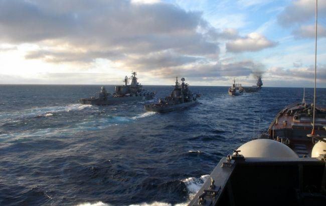 Росія перекриває Чорне море і готує провокації проти України