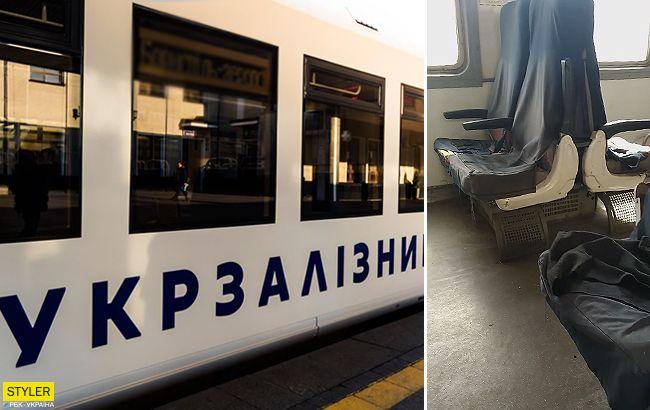 Такого VIP-вагона еще не видели: Укрзализныця снова угодила в скандал (видео)
